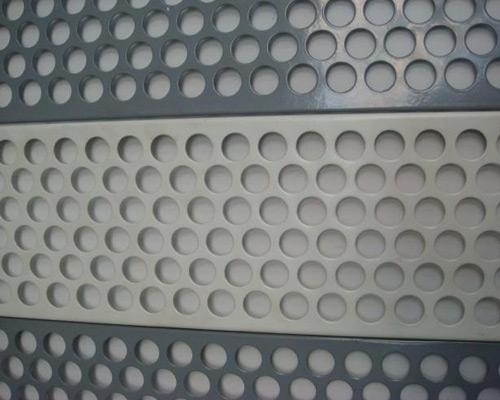 PVC冲孔网