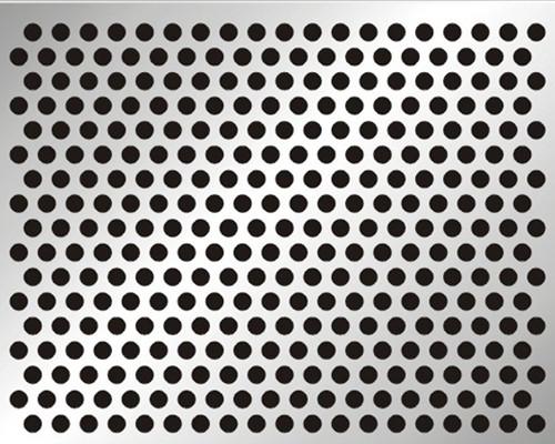 圆孔冲孔网