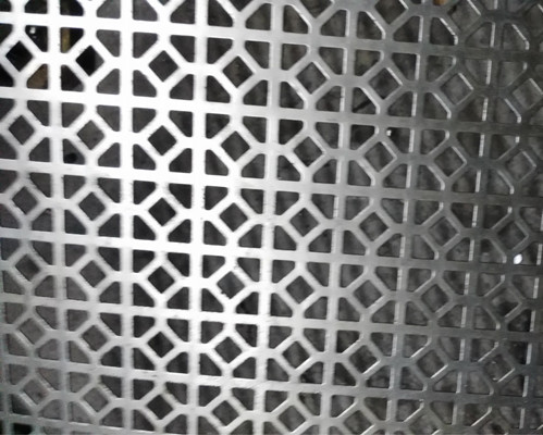 异型冲孔网